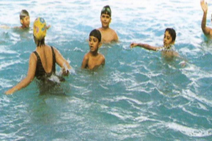 Chatrabhuj Narsee Memorial School-Swimming Pool