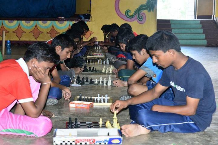 Jawahar Navodaya Vidyalaya - Indoor Games