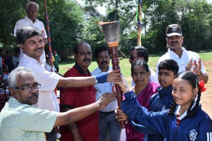 Jawahar Navodaya Vidyalaya - Olympiod