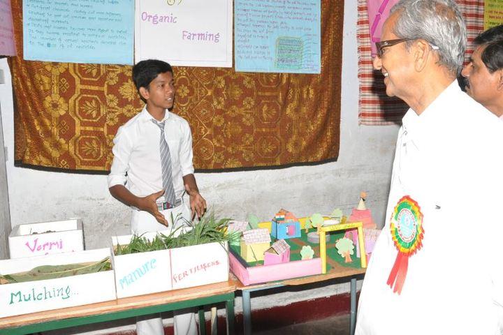 Jawahar Navodaya Vidyalaya - Science Exhibition