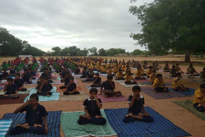 Jawahar Navodaya Vidyalaya - Yoga