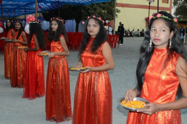 Deepti Convent School-Annual Day