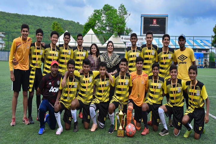 Hiranandani Foundation School-Sports Team