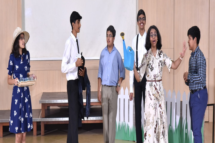 Hiranandani Foundation School-Drama