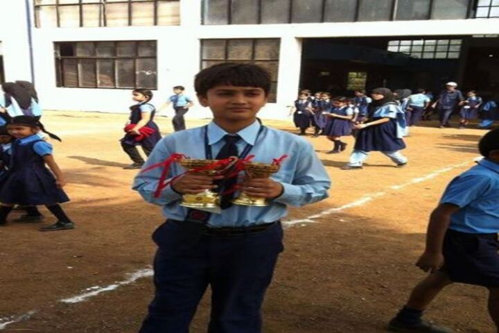 Dr A R Undre English High School-Achievement