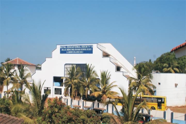 Dr A R Undre English High School-School Building