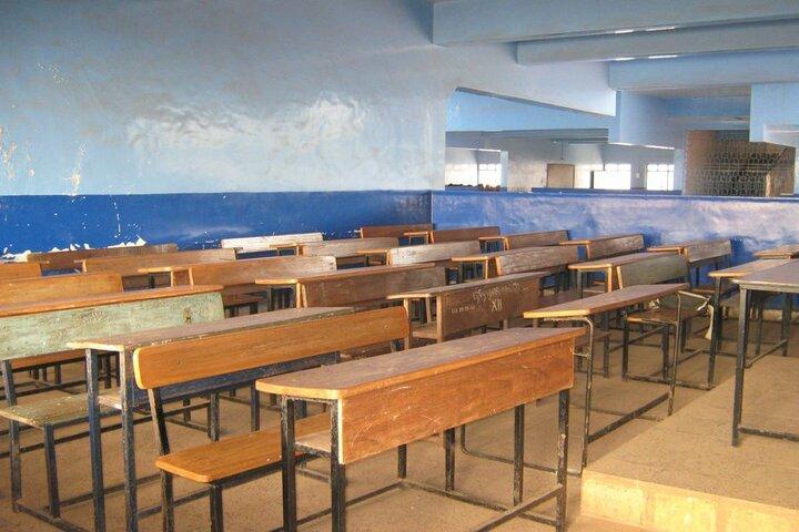 Dr A R Undre English High School-Classroom