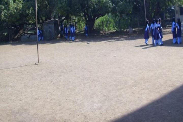 Dr A R Undre English High School-Play Ground