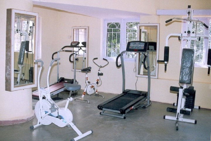 Pinewoods International High School-Gym