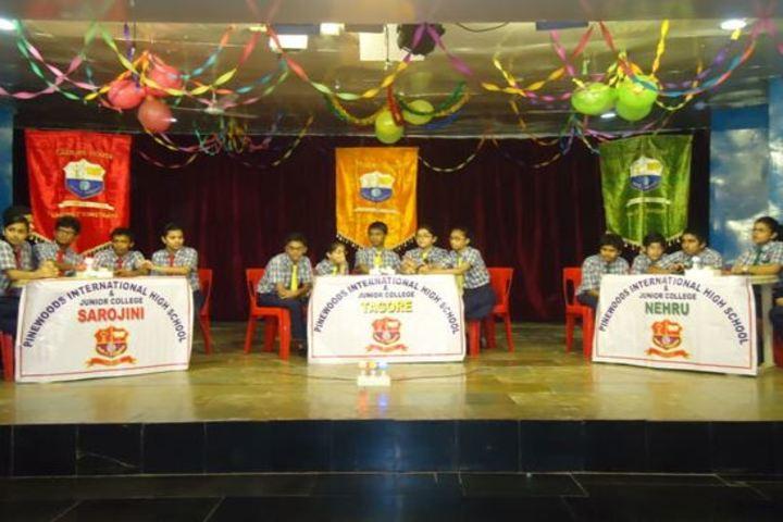 Pinewoods International High School-Debate