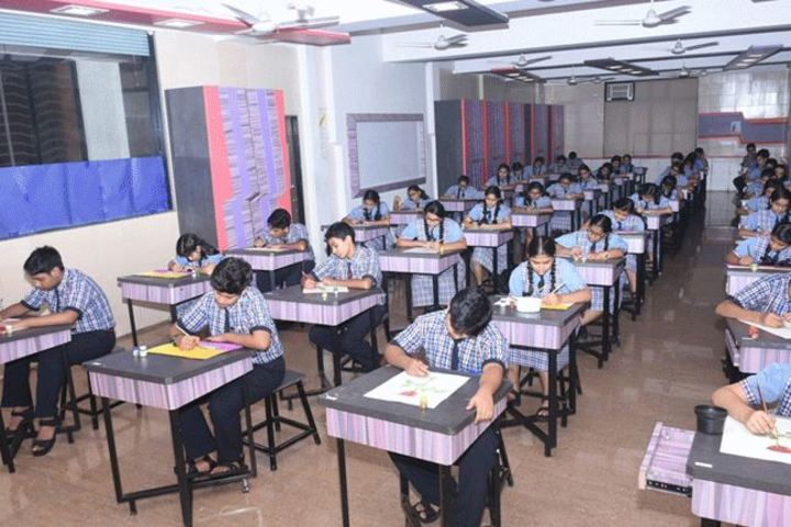 Thakur Public School-Art Room