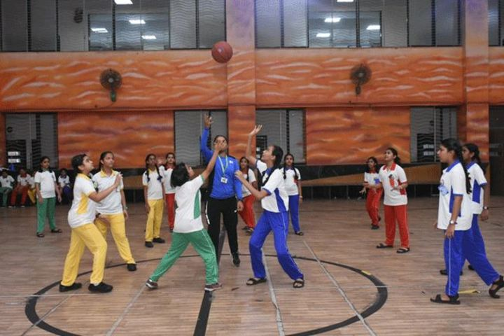 Thakur Public School-Basket Ball Ground