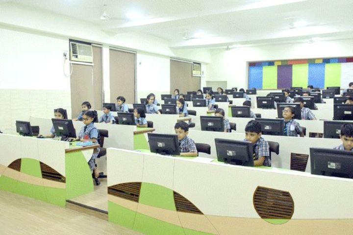 Thakur Public School-Computer Lab