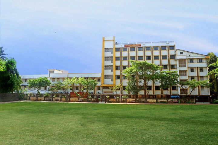 Goregaon Education Societys English Medium School-Campus View