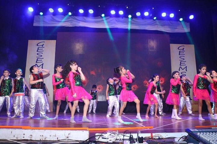 Goregaon Education Societys English Medium School-Dance