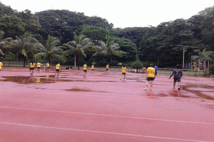 Goregaon Education Societys English Medium School-Play Ground
