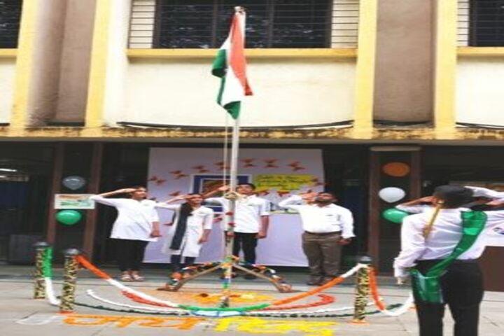 Goregaon Education Societys English Medium School-Republic day