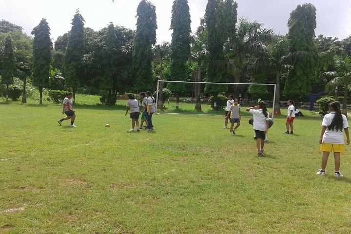 Goregaon Education Societys English Medium School-Sports