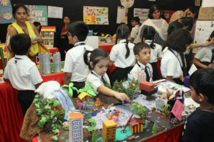 St Johns Universal School-Exhibition
