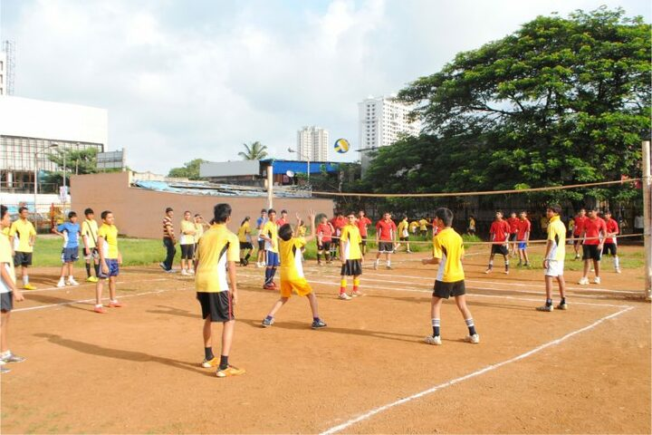 St Johns Universal School-Sports
