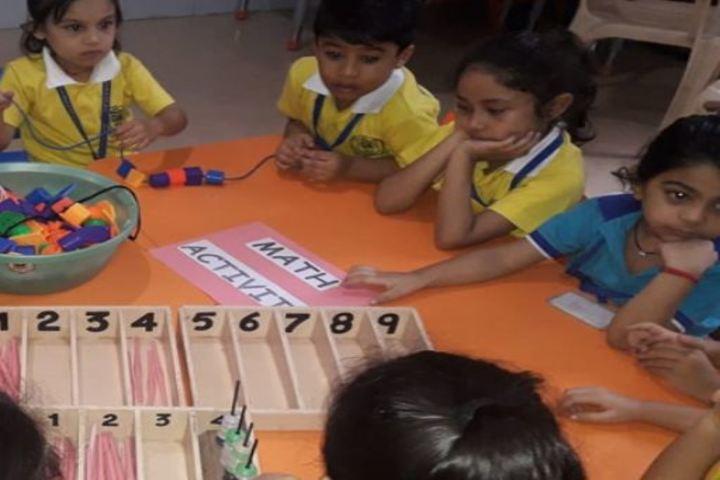 Gundecha Education Academy-Activity