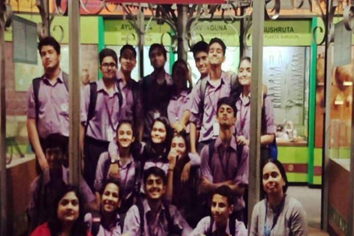 Gundecha Education Academy-School Trip