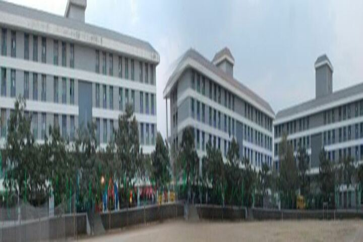 The Bishops Co Education School-Building
