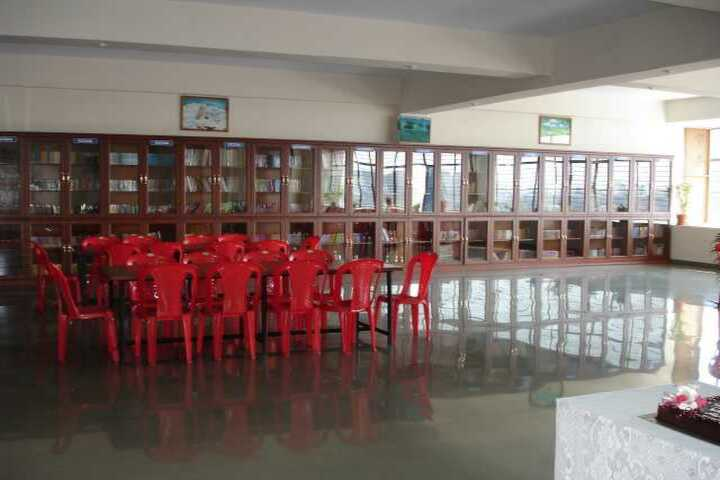 The Bishops Co Education School-Library