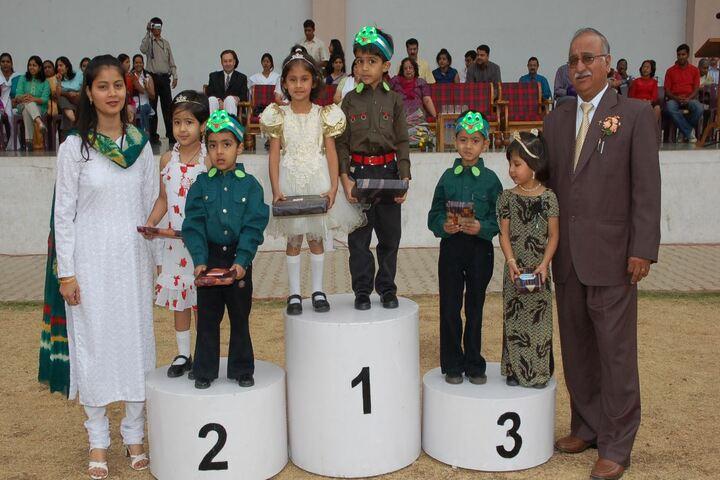 The Bishops Co Education School-Winners