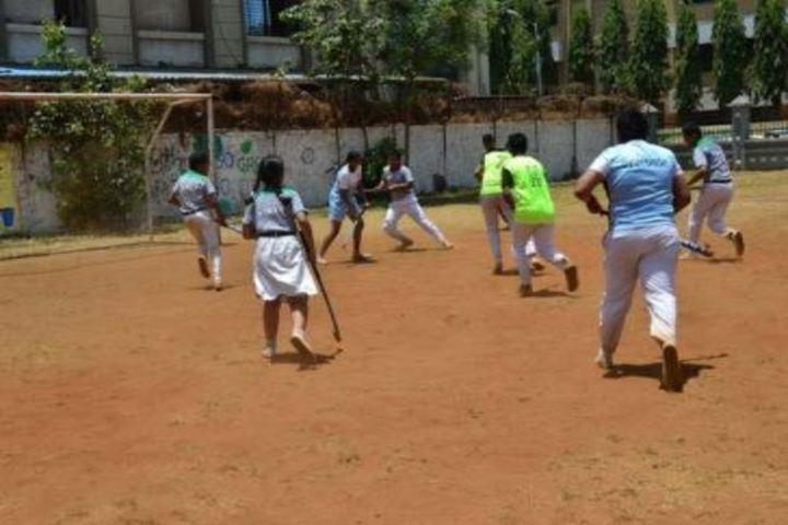 St Marys I C S E School-Sports