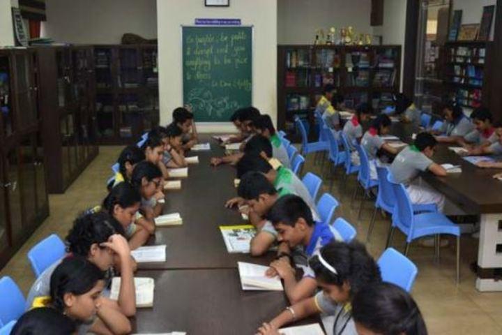 St Marys I C S E School-Library