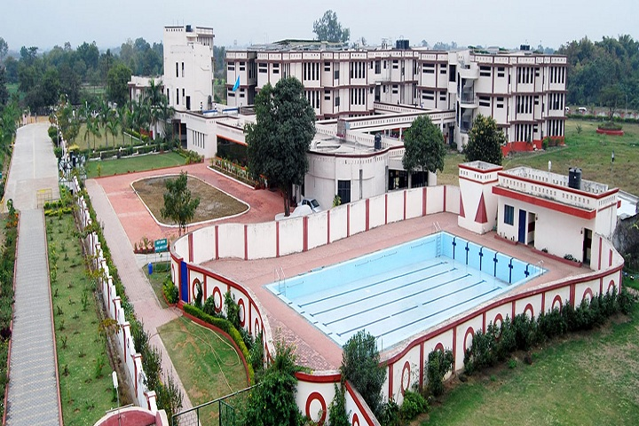 Delhi Public School-Campus View