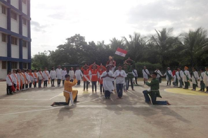 Podar International School-Independence Day Celebration