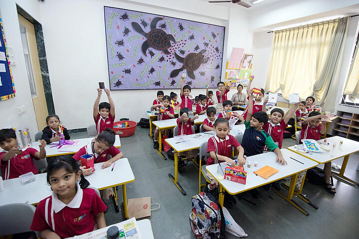 Vibgyor High-Classroom