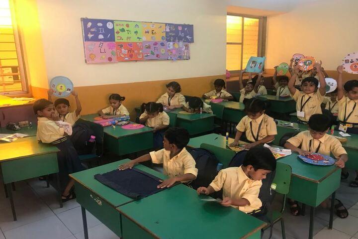 North Point School-Classroom