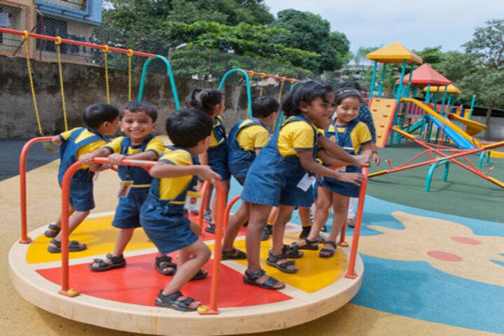 North Point School-Kids Play Ground