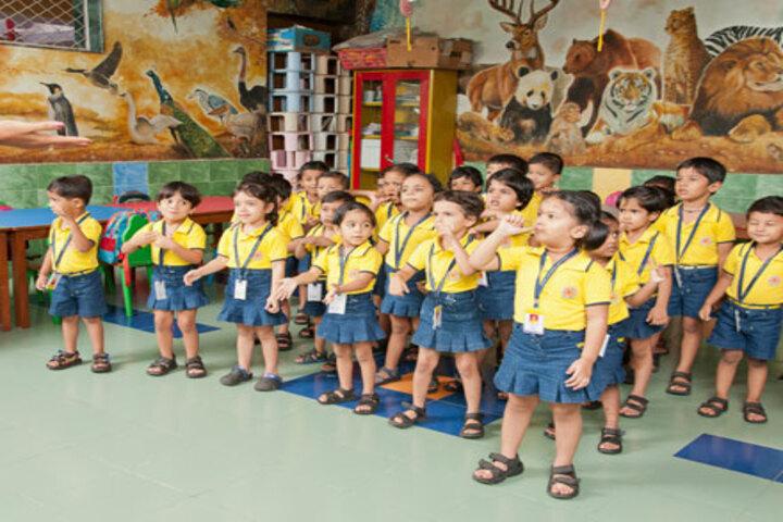 North Point School-Kids