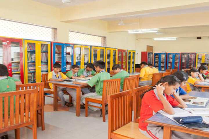 North Point School-Library