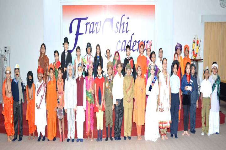 Fravashi Academy-Fancy Dress