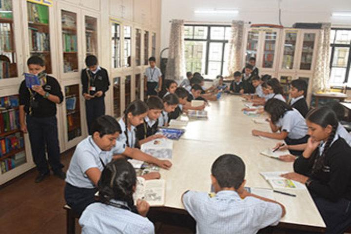Fravashi Academy-Library