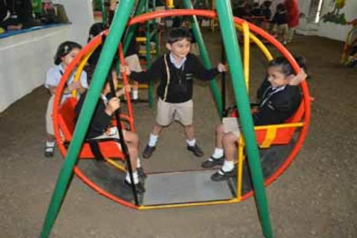 Fravashi Academy-Play Area