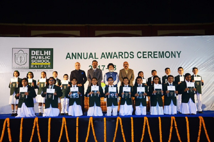 Delhi Public School-Annual Awards Ceremony