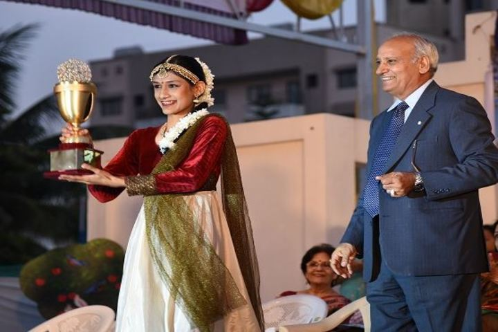 Vidya Pratishthans Magarpatta City Public School-Award