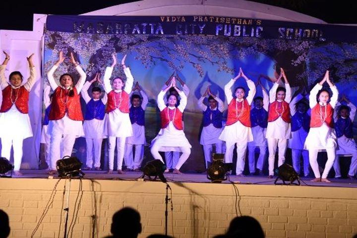 Vidya Pratishthans Magarpatta City Public School-Dance