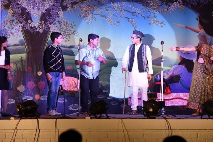 Vidya Pratishthans Magarpatta City Public School-Drama