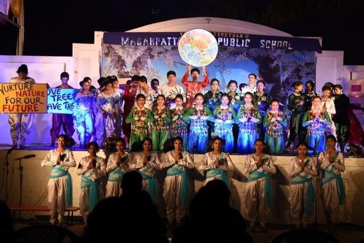 Vidya Pratishthans Magarpatta City Public School-Event