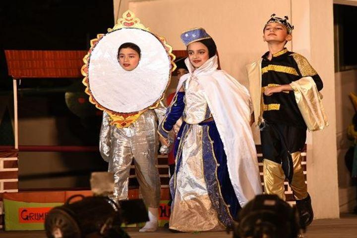 Vidya Pratishthans Magarpatta City Public School-Fancy Dress