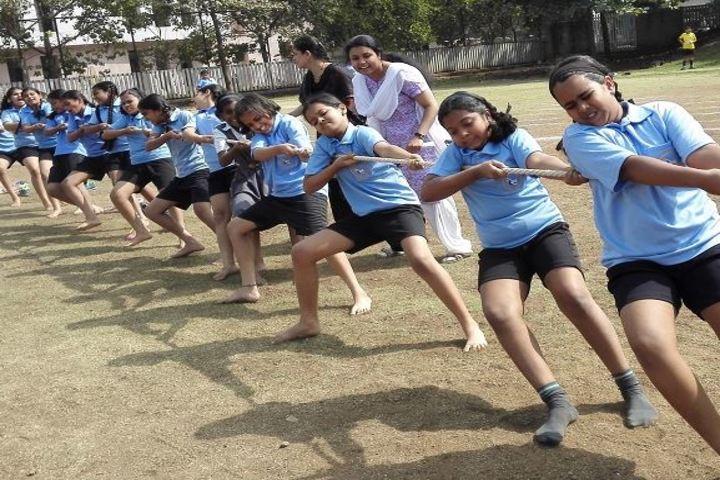 Vidya Pratishthans Magarpatta City Public School-Game