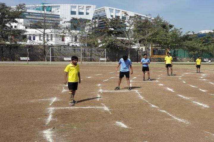 Vidya Pratishthans Magarpatta City Public School-Play Ground