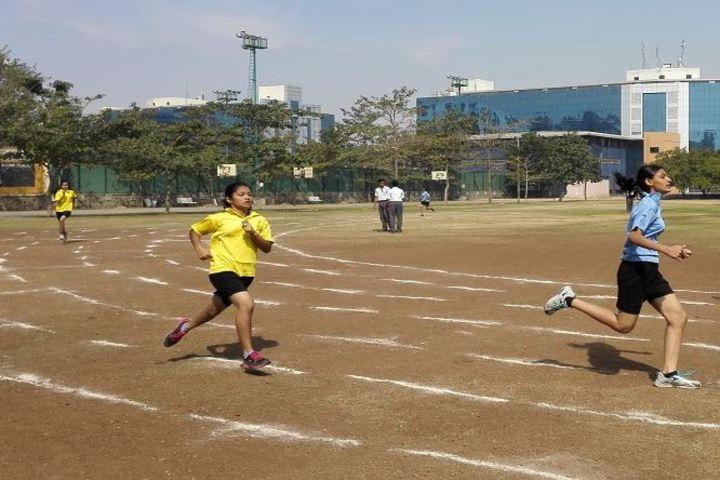 Vidya Pratishthans Magarpatta City Public School-Running